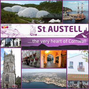 St Austell App Cornwall