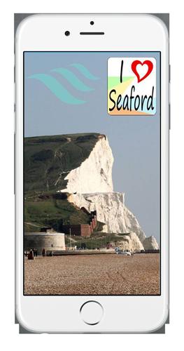 Fishguard Bay App Home Screen