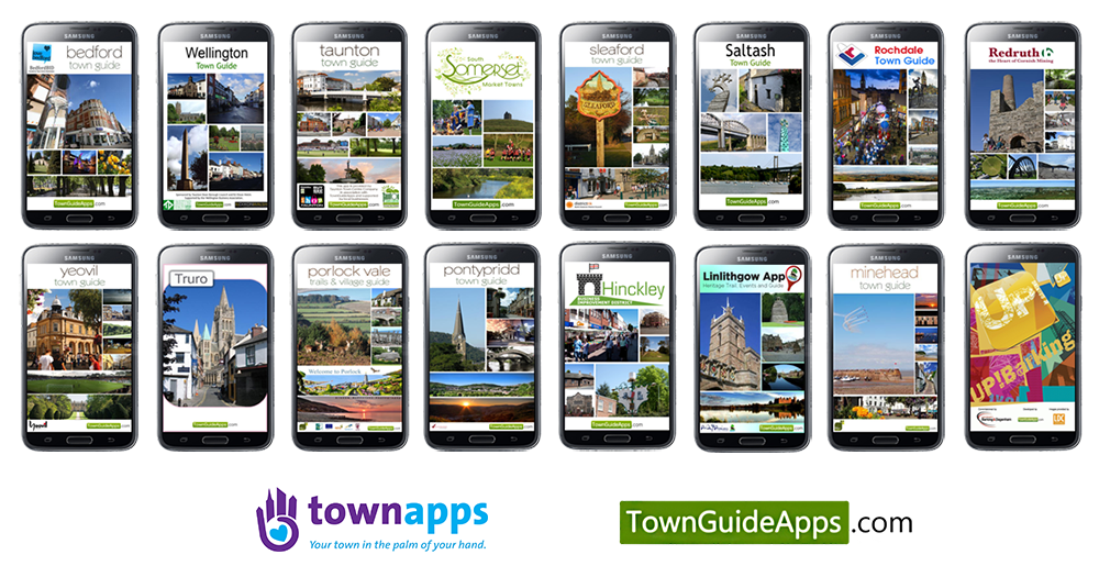 Townapps joins forces with Town Guide Apps