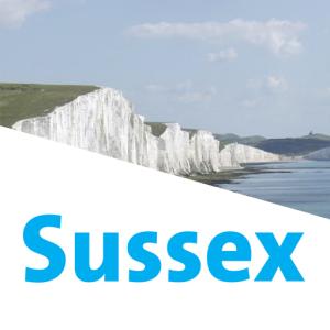 Love East Sussex App Logo