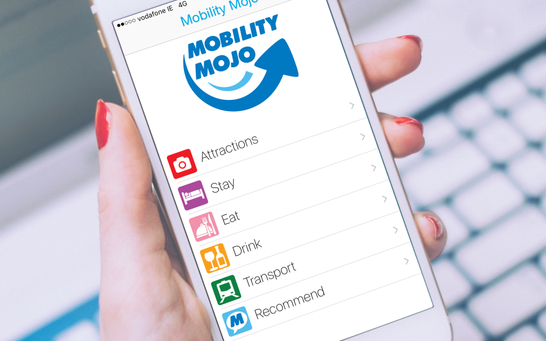 Welcome our Partner – Mobility Mojo