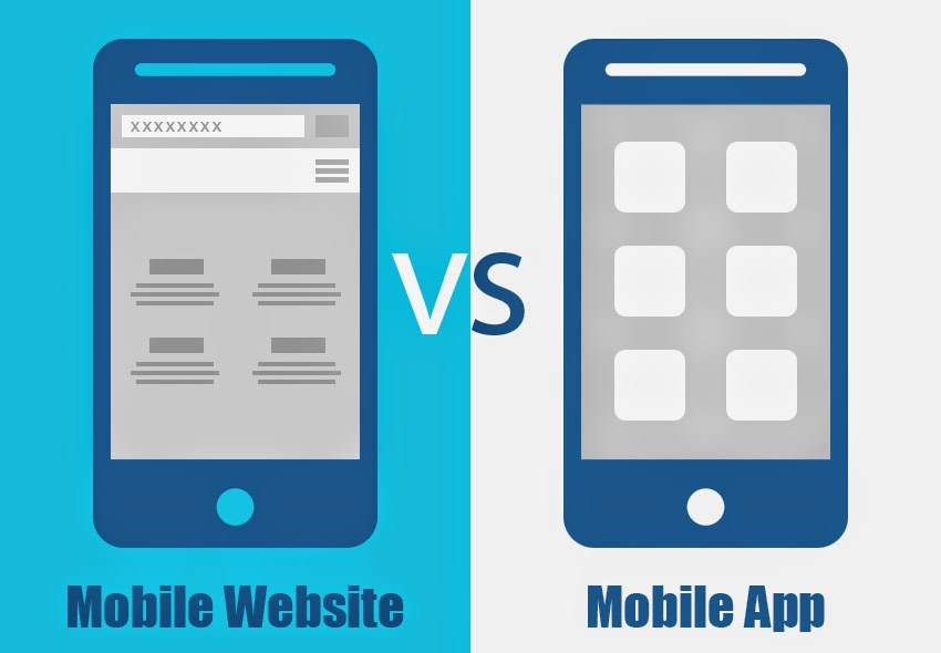Mobile Apps versus Mobile Website