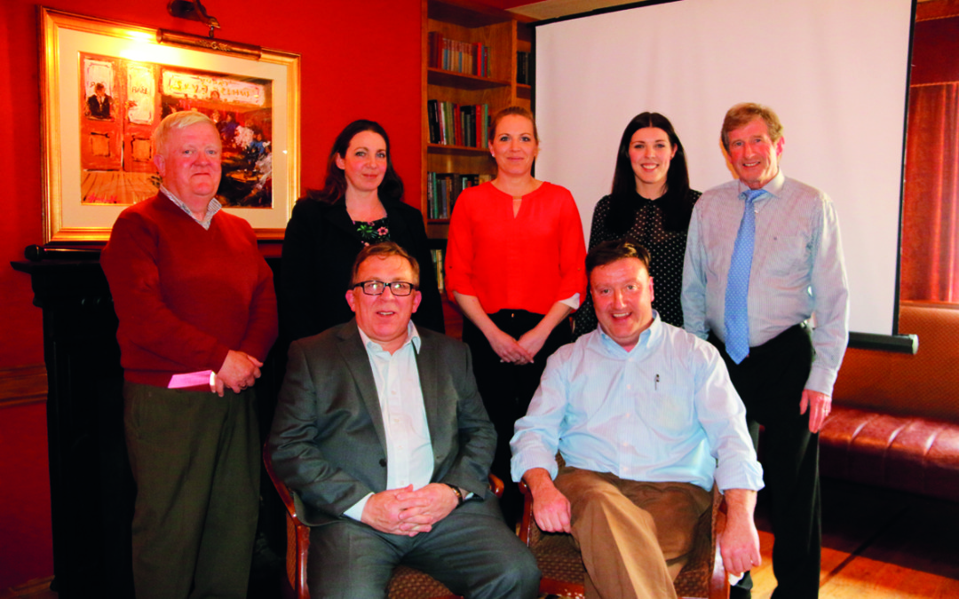 Townapps meets up with Ballinasloe Townteam