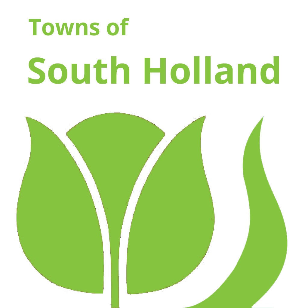 Towns of South Holland
