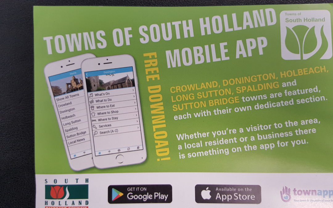 The Towns of South Holland, Lincolnshire