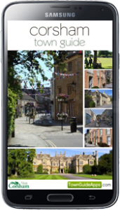 Corsham Town Guide Screenshot