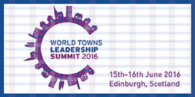 Townapps attending World Town Leadership Summit