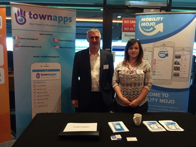 Townapps at IoT Summit Dublin