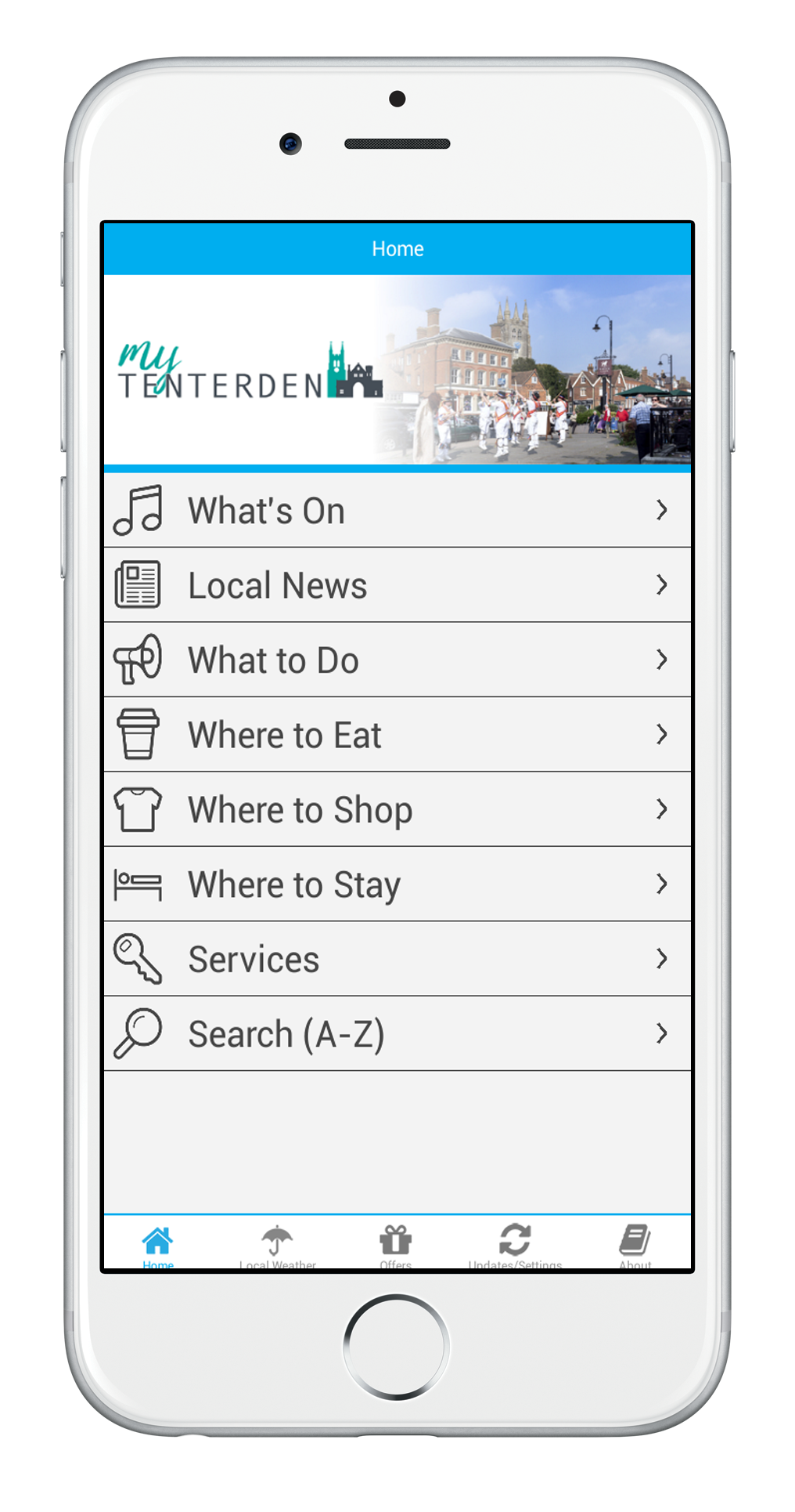 See what's near you in TENTERDEN